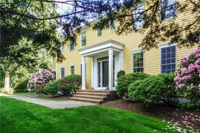 East Greenwich Single Family Home Act Und Contract: 20 Sparrow Lane