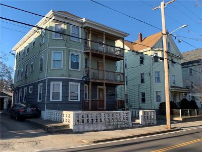 Central Falls Multi Family Home For Sale: 579 Hunt St