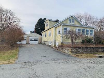 Portsmouth Single Family Home For Sale: 21 Narragansett Av