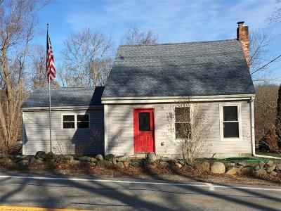 Lincoln Single Family Home For Sale: 1901 Old Louisquisset Pike