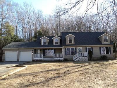 North Smithfield Single Family Home For Sale: 220 Greenville Rd