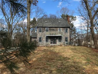 South Kingstown Single Family Home Act Und Contract: 1280 Post Rd