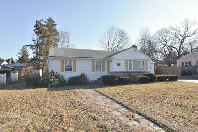Warwick Single Family Home Act Und Contract: 142 Fairfax Dr