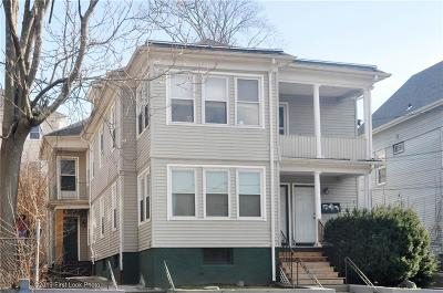 Pawtucket Multi Family Home For Sale: 304 West Avenue