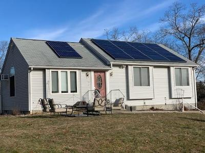 Scituate Single Family Home Act Und Contract: 43 Hope Furnace Rd