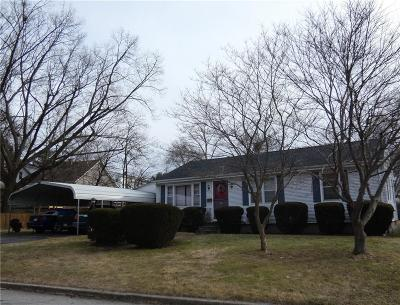 North Providence Single Family Home For Sale: 12 Greenfield Av