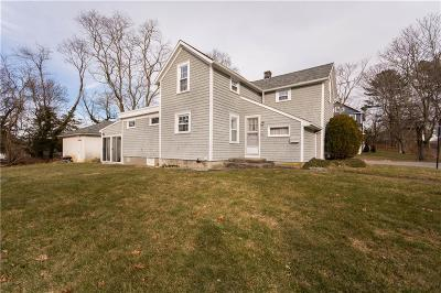 Bristol County Single Family Home Act Und Contract: 105 Charles St