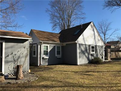 North Providence Single Family Home Act Und Contract: 297 Oakdale Av