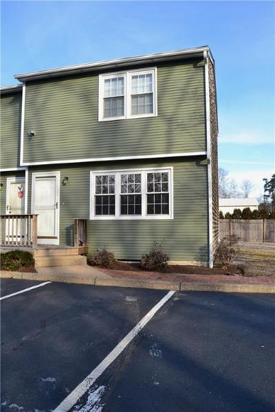 Warwick Condo/Townhouse Act Und Contract: 5804 Post Rd, Unit#10 #10