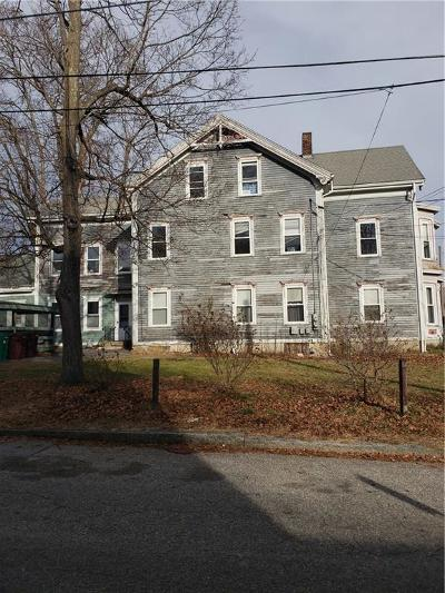 Woonsocket Multi Family Home For Sale