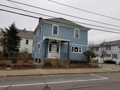 Pawtucket Single Family Home Act Und Contract: 371 West Av