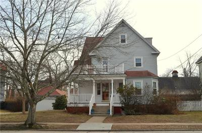 Edgewood Single Family Home For Sale: 158 Arnold Av