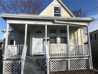 Bristol Single Family Home For Sale: 10 Gray St