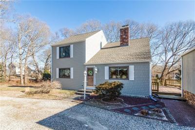 North Kingstown Single Family Home Act Und Contract: 107 Clinton Dr