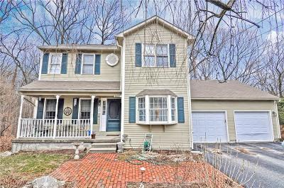Cranston Single Family Home Act Und Contract: 20 Beaver Creek Ct