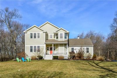 North Kingstown Single Family Home Act Und Contract: 451 Westmoreland Lane