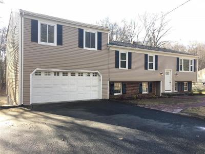 Glocester Single Family Home Act Und Contract: 58 Stirling Dr