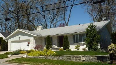 Cranston Single Family Home For Sale: 177 Rangeley Rd