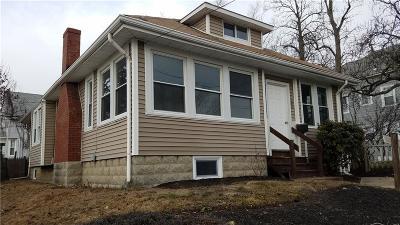 Cranston Single Family Home Act Und Contract: 193 Park Av