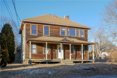 South Kingstown Multi Family Home Act Und Contract: 3 Hazard St