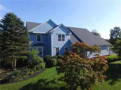 South Kingstown Single Family Home Act Und Contract: 330 Kettle Pond Dr