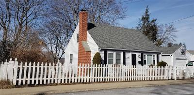 Westerly Single Family Home Act Und Contract: 7 Westminster St