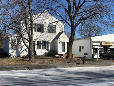 Seekonk Single Family Home Act Und Contract: 122 Central Av