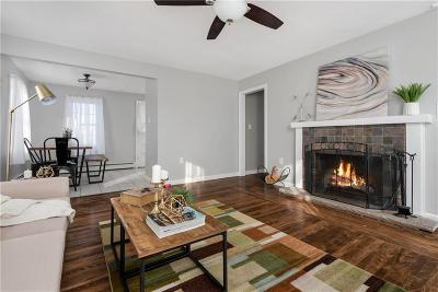 Pawtucket Single Family Home For Sale: 664 Benefit St