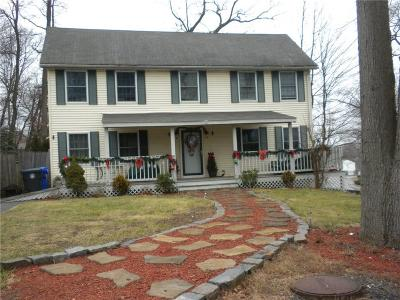 North Providence Single Family Home For Sale: 3 Matteo Dr