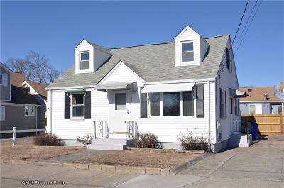 Pawtucket Single Family Home For Sale: 36 Gloria St