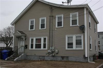 Central Falls Multi Family Home For Sale: 37 Hedley Av