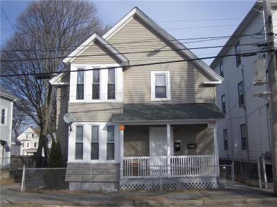 Providence Multi Family Home For Sale: 129 Alverson Av