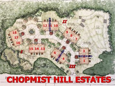 Scituate Condo/Townhouse For Sale: 0 Chopmist Hill (Pole 30-35) Rd, Unit#4 #4