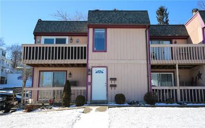Woonsocket Condo/Townhouse Act Und Contract: 155 Saint Barnabe St, Unit#a1 #A1