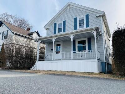 Newport Single Family Home For Sale: 4 Union St