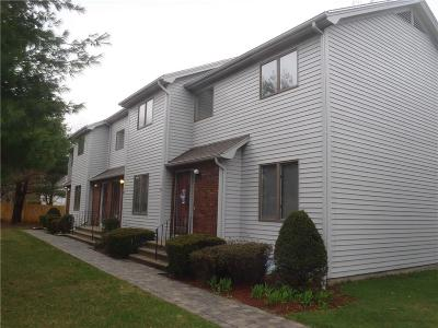 Condo/Townhouse For Sale: 435 Scituate Av, Unit#2b #2B