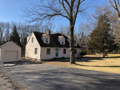 Scituate Single Family Home For Sale: 732 Hartford Pike