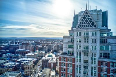 Providence Condo/Townhouse For Sale: 1 West Exchange St, Unit#2904 #2904
