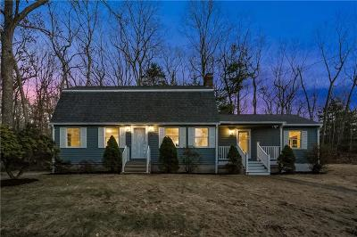 South Kingstown Single Family Home For Sale: 274 Laurel Lane