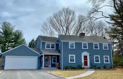 Bristol County Single Family Home For Sale: 14 Harbour Rd