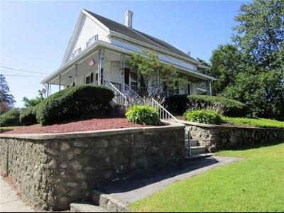 Woonsocket Multi Family Home Act Und Contract: 1725 Mendon Rd