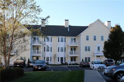 North Kingstown Condo/Townhouse For Sale: 20 Saw Mill Dr, Unit#1-206 #1-206