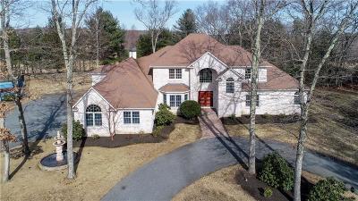 Providence County Single Family Home For Sale: 3 Mellissa Cir