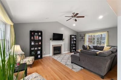 Coventry Single Family Home For Sale: 3 Grist Mill Ct