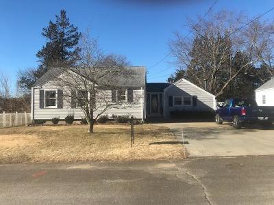 Coventry Single Family Home For Sale: 22 Lowell St