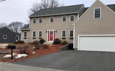 Cumberland Single Family Home Act Und Contract: 10 Green St