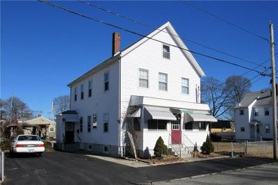 Pawtucket Multi Family Home For Sale: 74 Cameron St