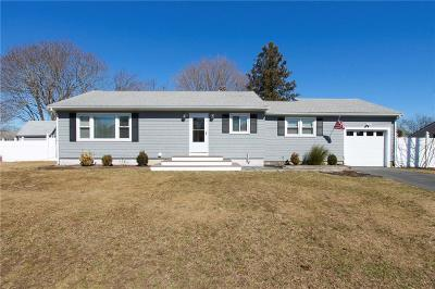 Middletown Single Family Home Act Und Contract: 17 Philips Av