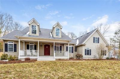 Hopkinton Single Family Home For Sale: 13 Shady Grove Rd