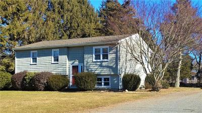 South Kingstown Single Family Home Act Und Contract: 103 Bedford Dr